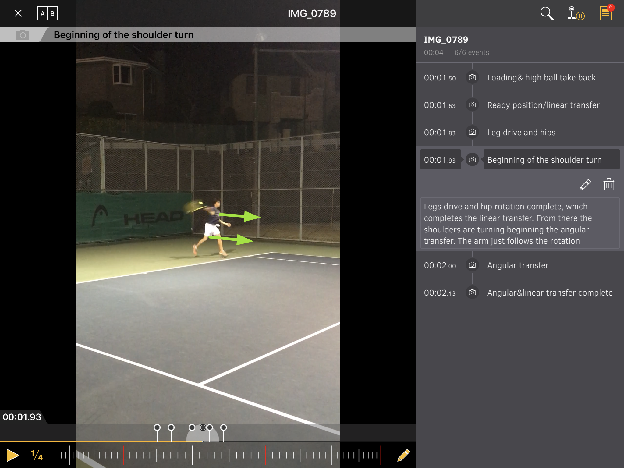 Linear and Angular Tennis – Play Smart Tennis – Mind your game
